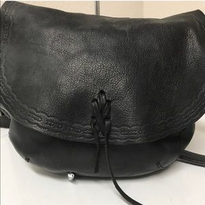 leather lucky brand crossbody